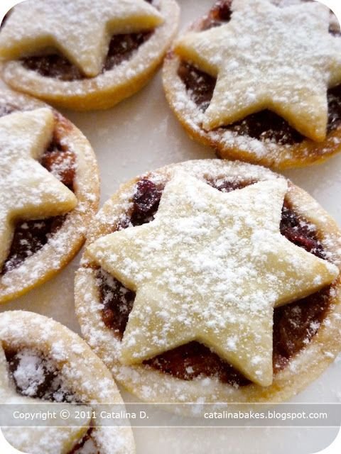 Catalina pece: Mince Pies