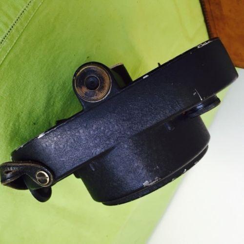 Bell AMP Howell Filmo Camera 70 Model DA 16mm Sands Hunter AMP CO   eBay