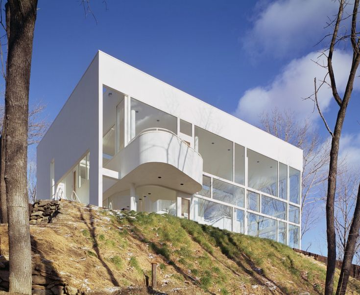 Shamberg House – Richard Meier & Partners Architects
