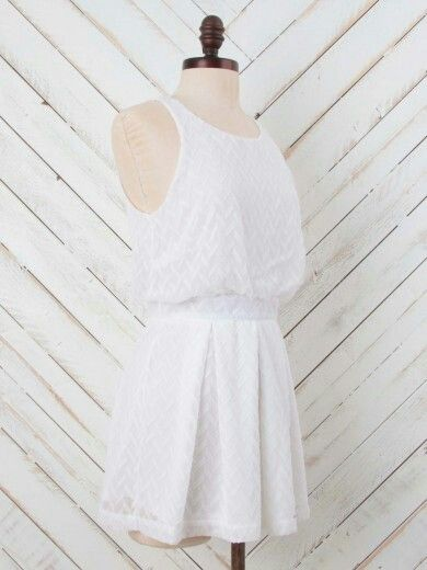 White rompers
