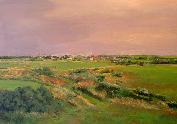 St Andrews, Martin Driscoll Originals