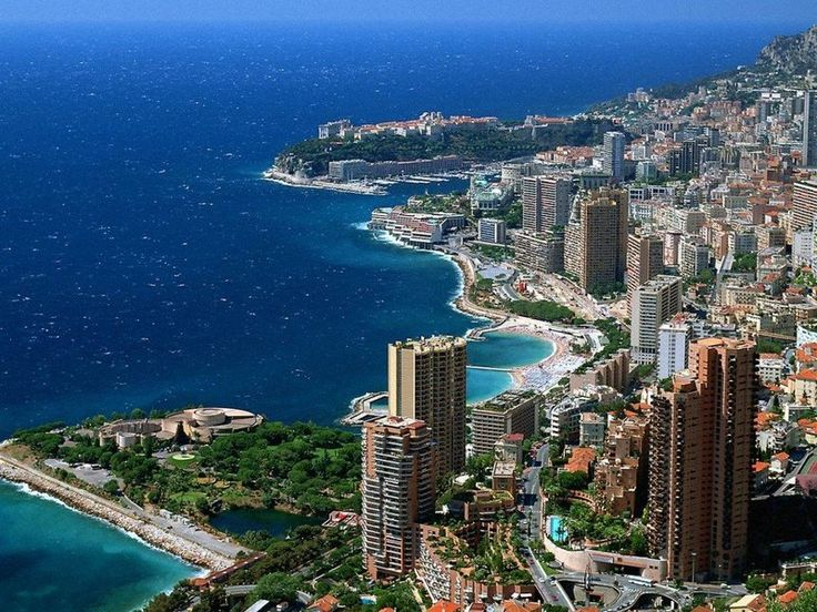 Monte Carlo, Monaco- One of the most gorgeous places I've been