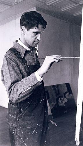 Fairfield Porter, 20th century artist