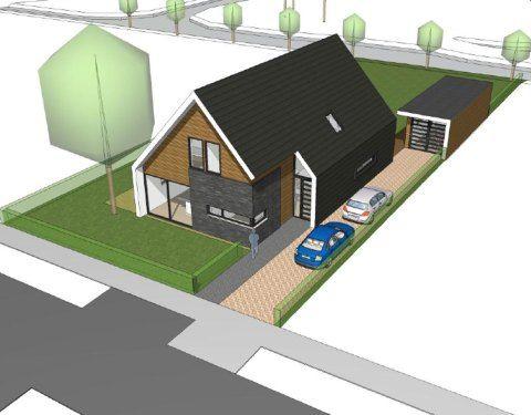 Schuurwoning - meer woningen bekijken www.bongersarchitecten.nl