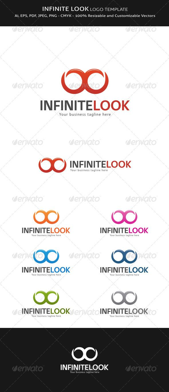 24 best business cards images on pinterest lipsense business buy infinite look logo by vendy on graphicriver infinite look logo elegant and modern logo template which is customizable and resizable solutioingenieria Images