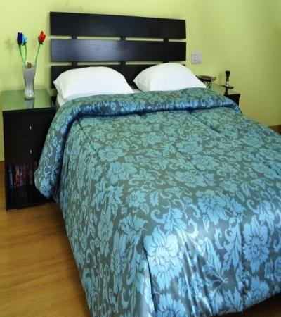 MeSleep Duvet Printed  Duvet-Blue  Offer Price Rs.2999/-