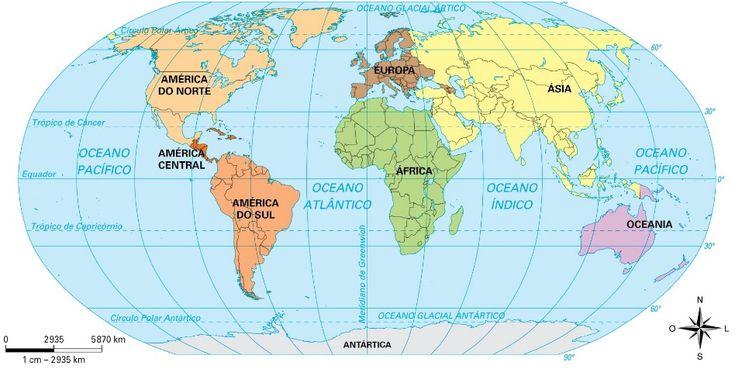 O espaço geográfico e sua organização - SC