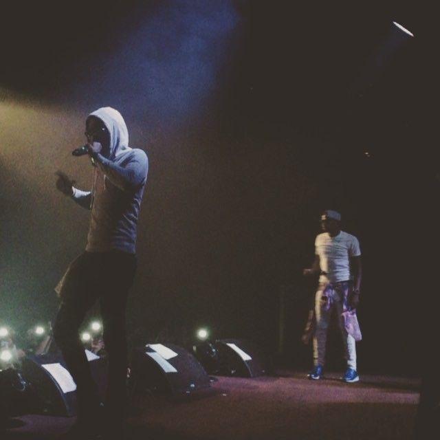 Young Thug & Nima Fadavi DJ Set performed on Thursday at The Catalyst