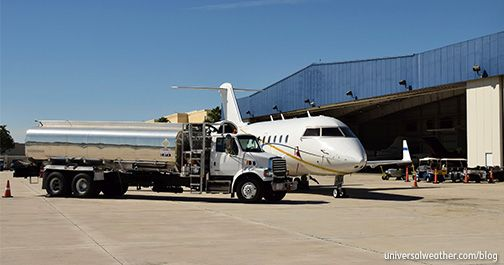 When it comes to fueling your #bizjet, plan all fuel uplifts in advance. Find out why: http://www.universalweather.com/blog/2016/01/business-aviation-fuel-part-2-day-of-operation-considerations/ #aviation #bizav