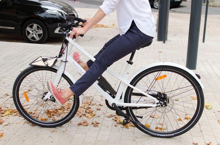 C'est la rentrée tous à vélo !! #surmon31 #madeinfrance #backtoschool #cyclechic