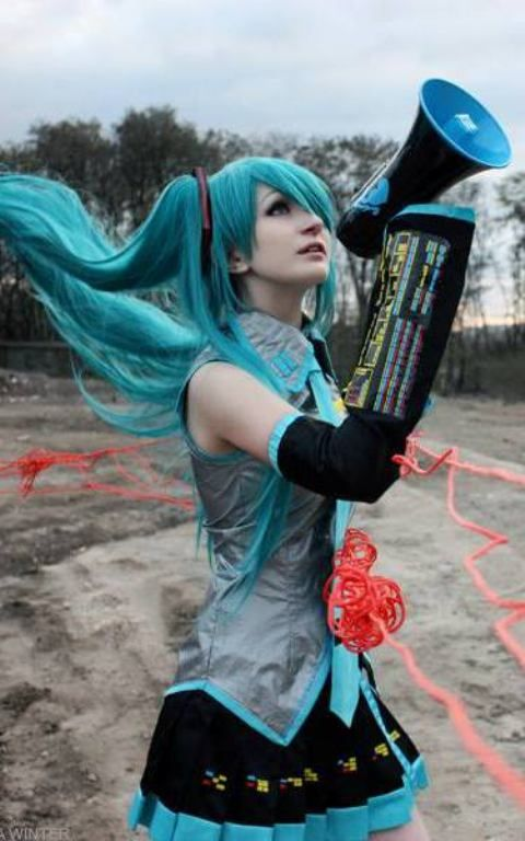 VOCALOID, Cosplay Girls, Cosplay Pictures