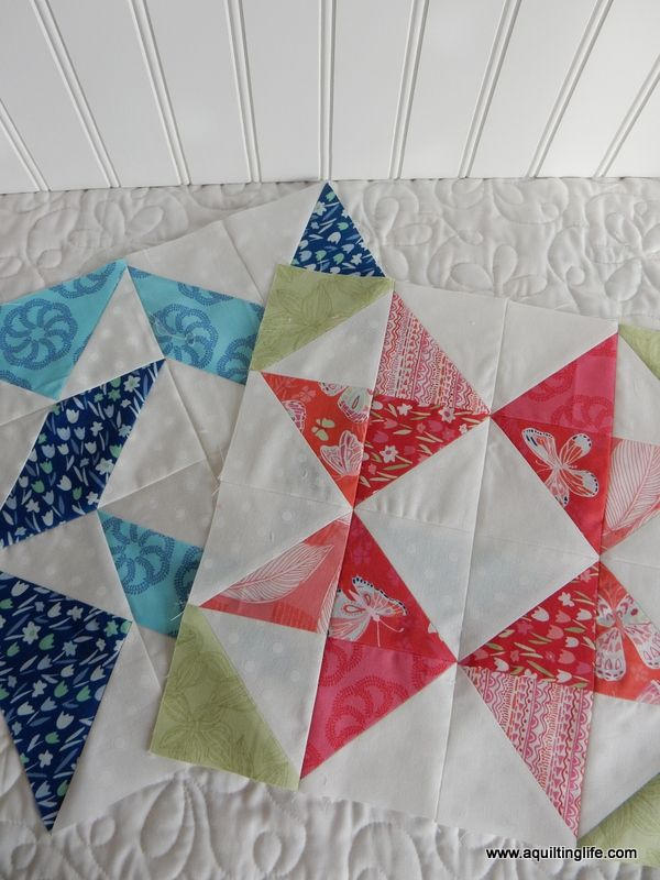 Quilting Life Block of the Month | February | A Quilting Life - a quilt blog