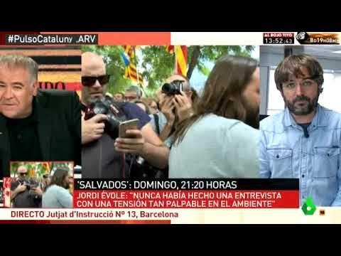 #Terrorismo 22/09/2017-1ºAL ROJO VIVO: Puigdemont ve un Paraíso imaginario lleno de riquezas …..los demás vemos que se salta la Ley y se…