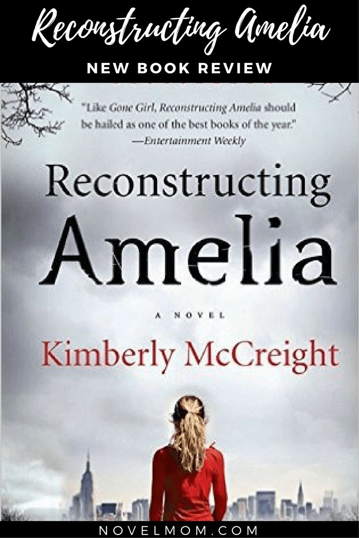 Reconstructing Amelia eBook by Kimberly McCreight ...
