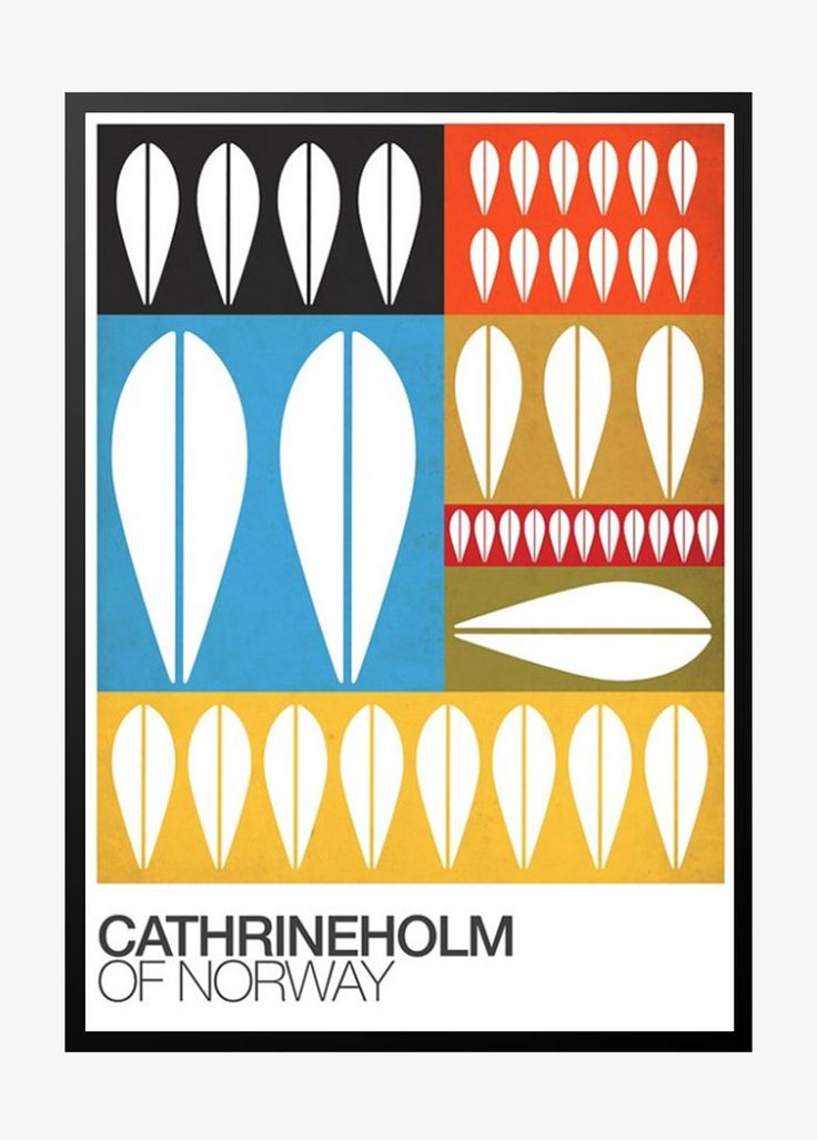 Cathrineholm Of Norway