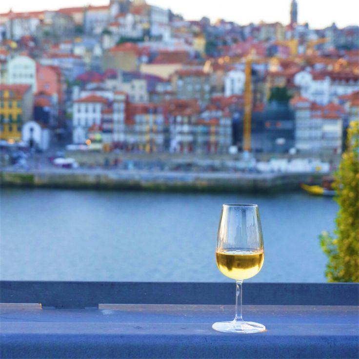 Porto - Porto Cruz rooftop terrace
