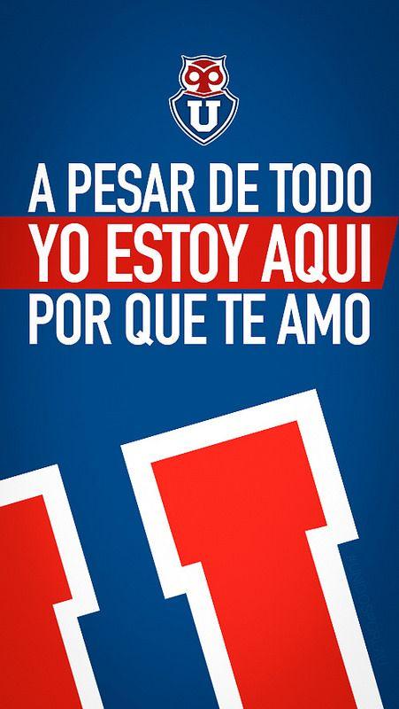 Te Amo, te amamos!! #unidosporlaU by P4tUz0