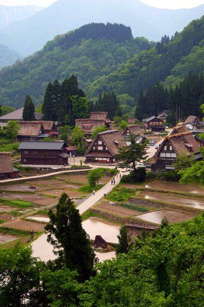 Paul's Travel Pics: Gokayama - Japan's Shangri-La in the Mountains