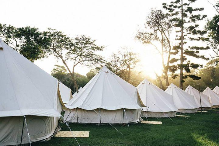 Flash Camp - Byron Bay