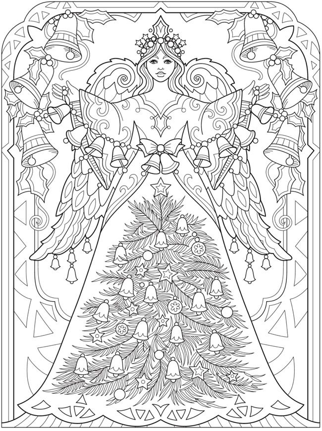 Welcome to Dover Publications | !Crafts: Coloring Pages | Pinterest ...