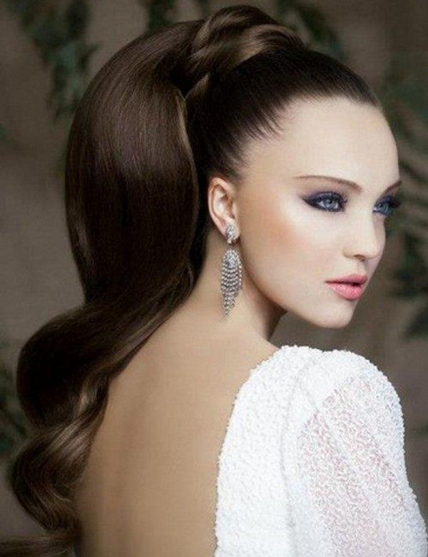 Amazing High Ponytail Long Hairstyles