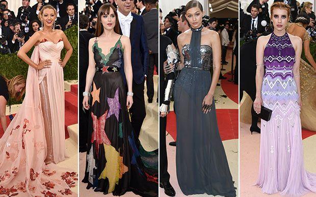 bracelets Emma - os looks que as famosas usaram no red carpet do MET Gala 2016 - Moda - CAPRICHO