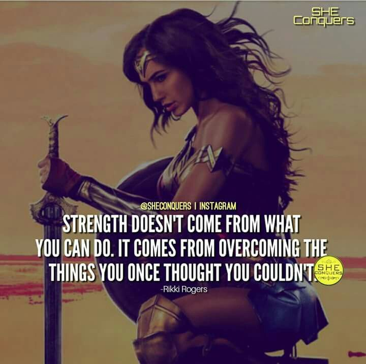 Stay Strong Wonder Woman Quotes Woman Quotes Inspirational Quotes