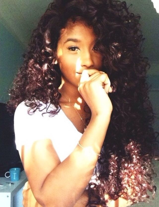 Crochet Hair Curly Long : ... Long Nature Curls, Nature Hairs, Crochet Braids, Curly Girls, Beauty