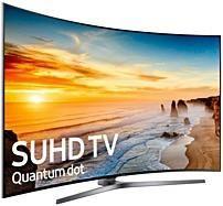 Samsung 9-Series UN65KS9800 65-inch Curved 4K SUHD TV - 3840 x 2160 - Supreme MR 240 - HDMI, USB