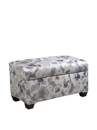 52% OFF Skyline Storage Bench, Florinda Pearl