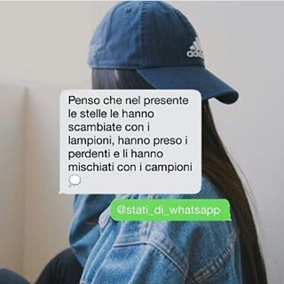 Stati di Whatsapp 403K @stati_di_whatsapp Instagram photos | Websta
