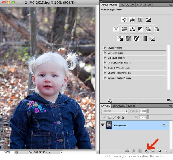 how to add color to certain objects in photoshop