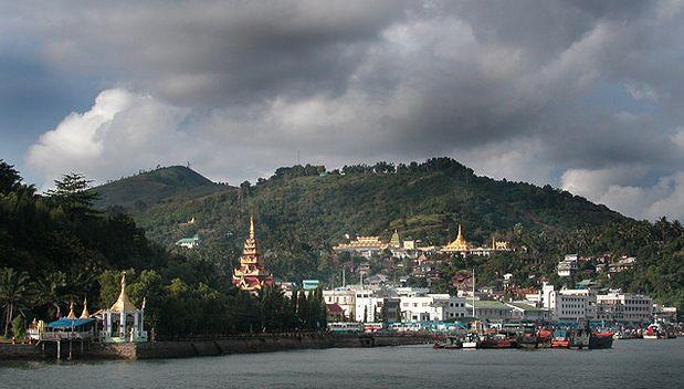 Reizigers die overland van Thailand naar Myanmar willen reizen kunnen nu zonder beperking Myanmar binnentreden bij Tachileik, Myawaddy en Kawthaung.