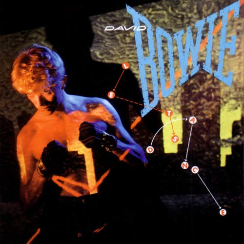 David Bowie Let's Dance 1983