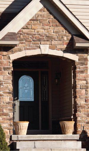 Exterior Window Trim Brick exterior window trim brick home with grey throughout design ideas
