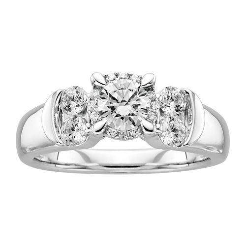 124 best Say I Do images on Pinterest Diamond engagement rings