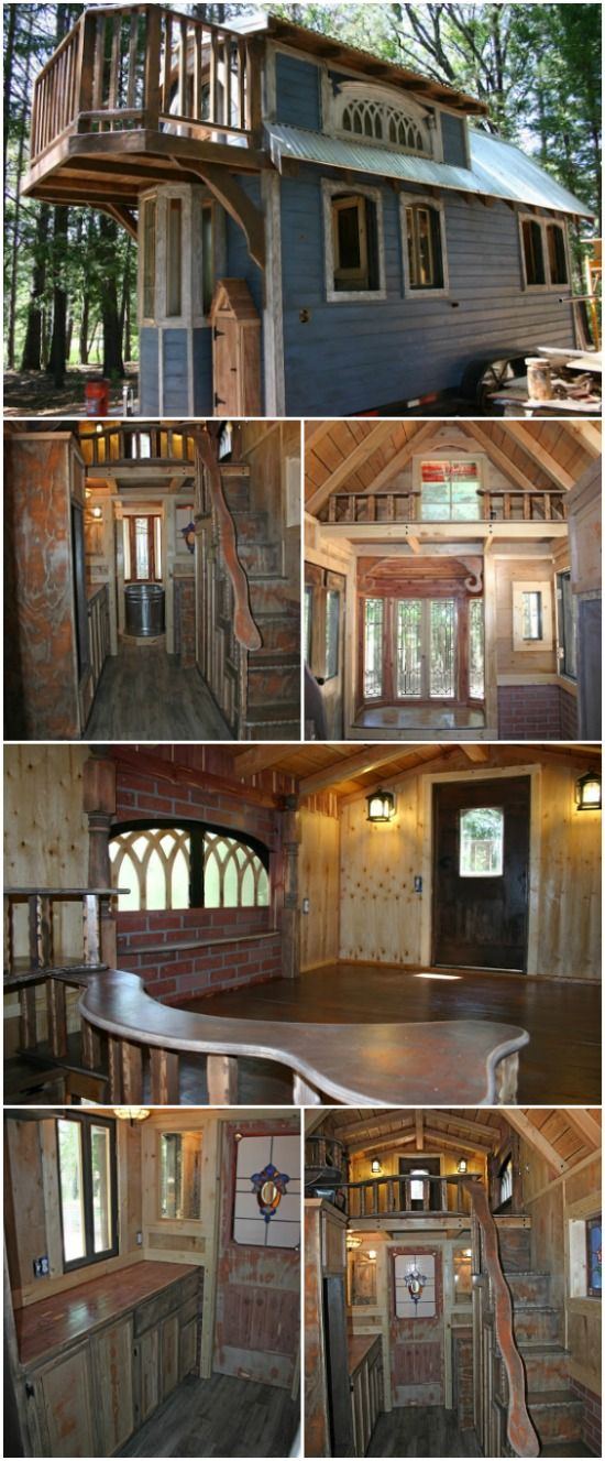 Dormer Loft Cottage By Molecule Tiny Homes: Best 25+ Victorian Cottage Ideas Only On Pinterest