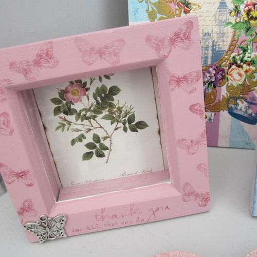 Product | Butterfly Box Frame | Henry, Oscar and Me
