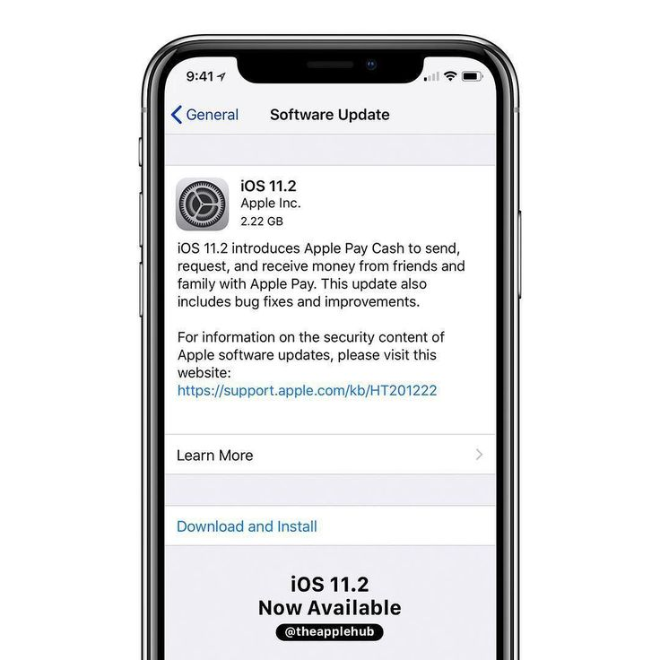 Repost from @theapplehub using @RepostRegramApp - Apple has released iOS 11.2 with Apple Pay Cash (US only) fast wireless charging support and a date crash fix. iPhone X users will also notice a small bar underneath the status bar icons to indicate the location of Control Center. The update is available now in the Settings app.  #Apple #iOS #iOS11 #iPhone #iPhoneX #AppleHub