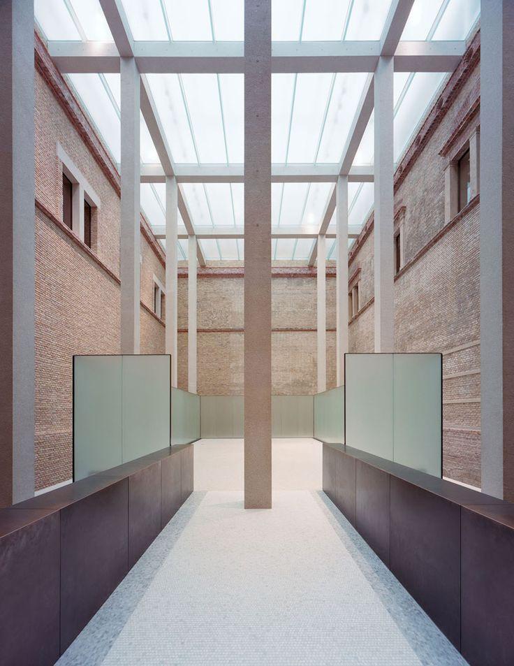 Neues Museum. David Chipperfield
