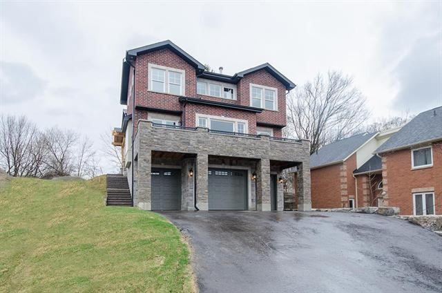 PICKERING (ON) This BRAND NEW Bright and Beautiful custom built home comes with beautiful maple staircase. With Brazilian exotic hardwood floor and granite/marble counters. This is a true beauty. Going for $1,199,000.00. http://www.century21.ca/Property/100859782