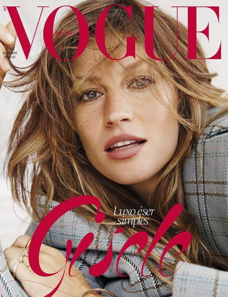 Vogue Brasil December 2013 | Gisele Bundchen
