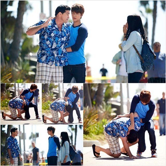 "LEE MIN HO as Kim Tan ♡ #Kdrama - ""HEIRS"" / ""THE INHERITORS"" with Park Shin Hye"