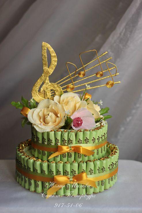 Gallery.ru / Фото #42 - Торты и тортики из шоколада. - MamaYulia