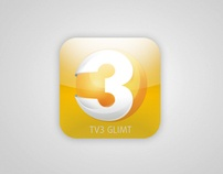 Mobile App site for client TV3