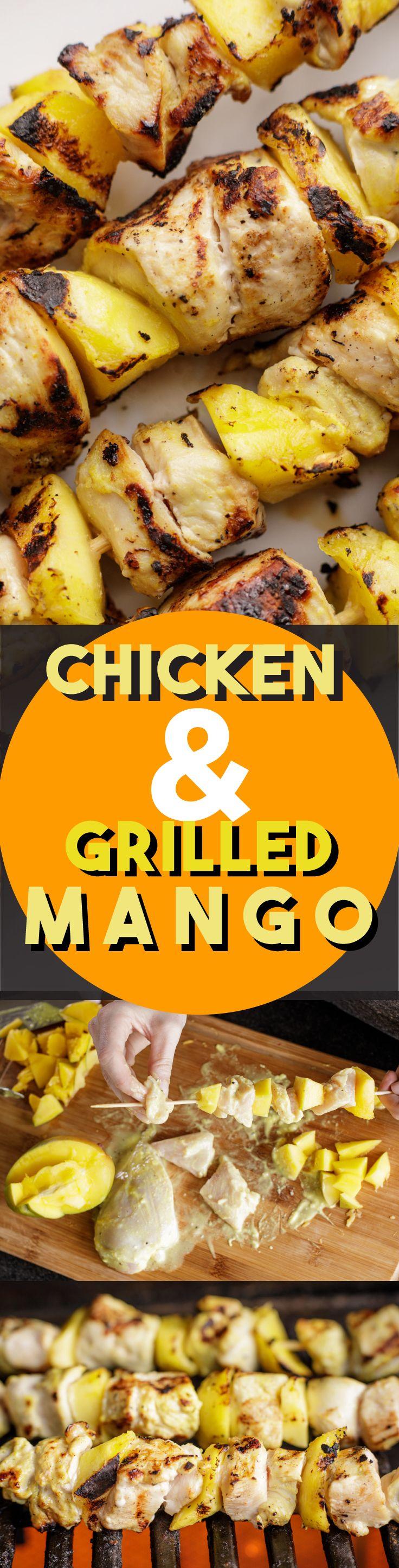 Check and Mango Kebab Recipe