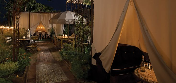 Le Petit Ermitage in West Hollywood - A Tablet Hotel