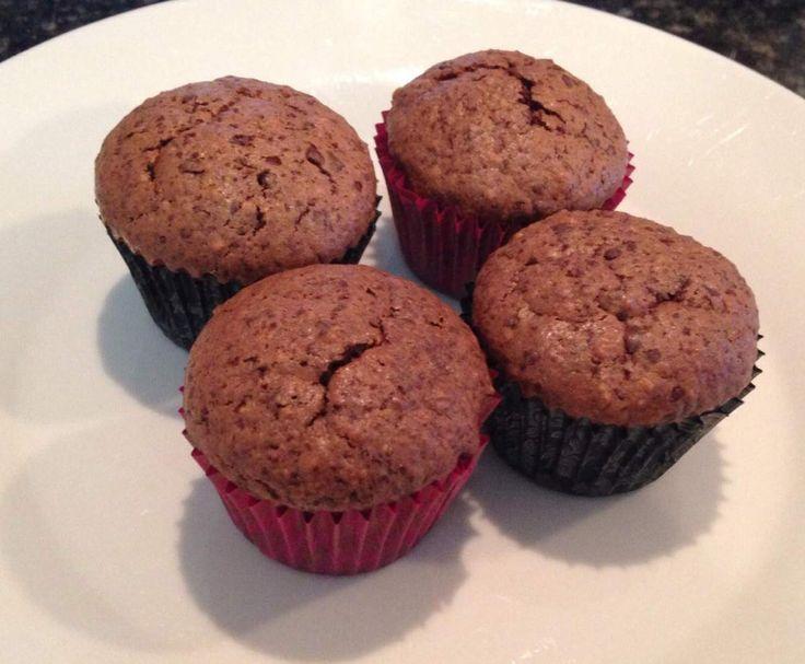 Recipe Hazelnut Brownie Bites (gluten and dairy free) by DollHeartsSam - Recipe of category Baking - sweet