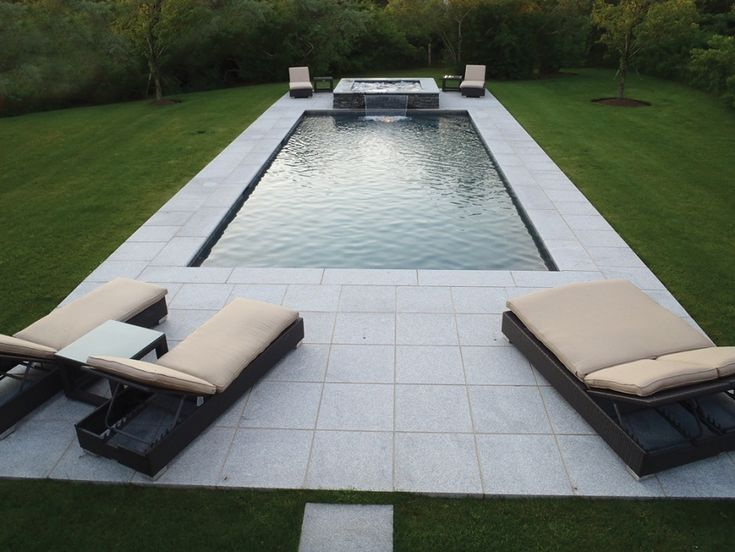 white pool pavers - Google Search