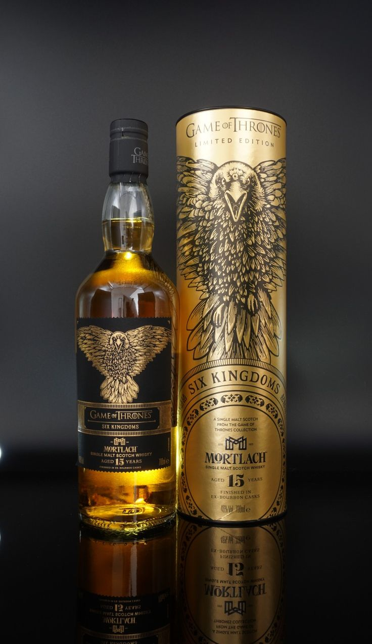 Game of Thrones Mortlach 15 Years Old in 2020 Whisky